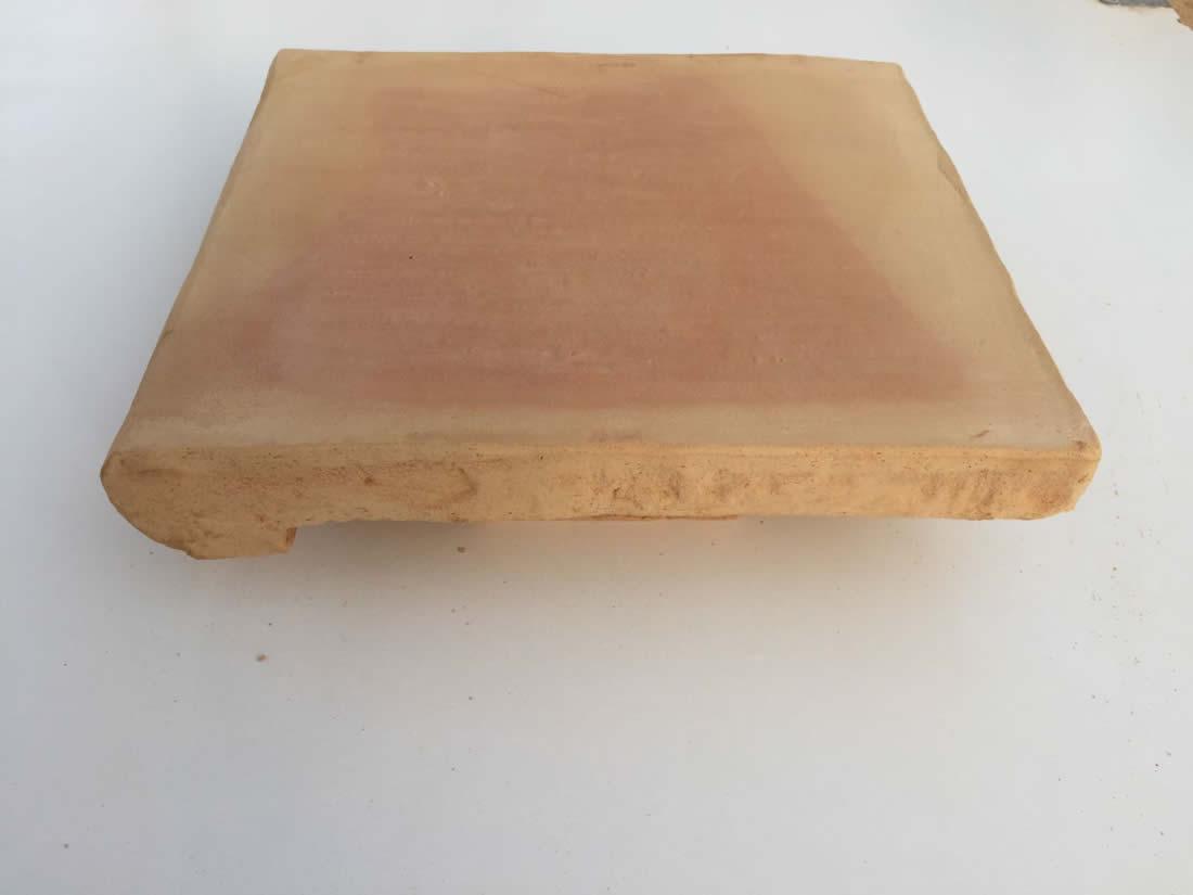 Ladrillo artesanales hechos a mano baldosa manual baldosa - Baldosas de terracota ...