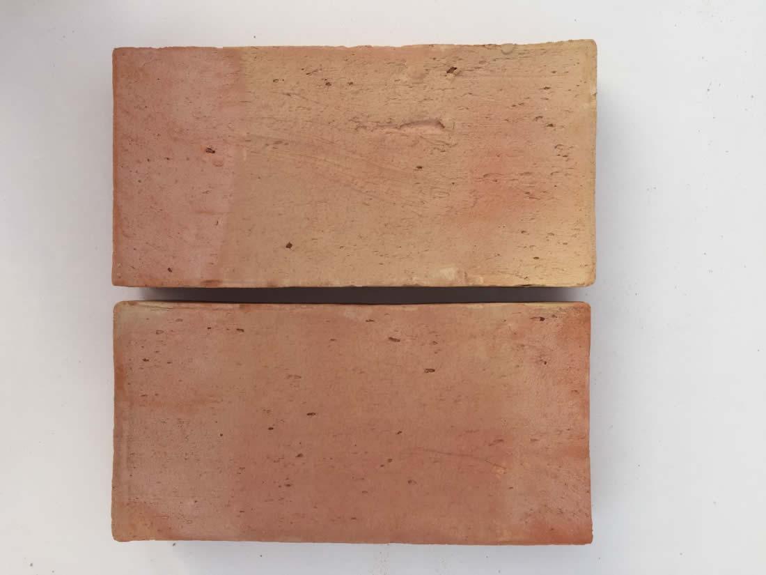 Ladrillo artesanales hechos a mano baldosa manual baldosa - Suelos barro cocido ...