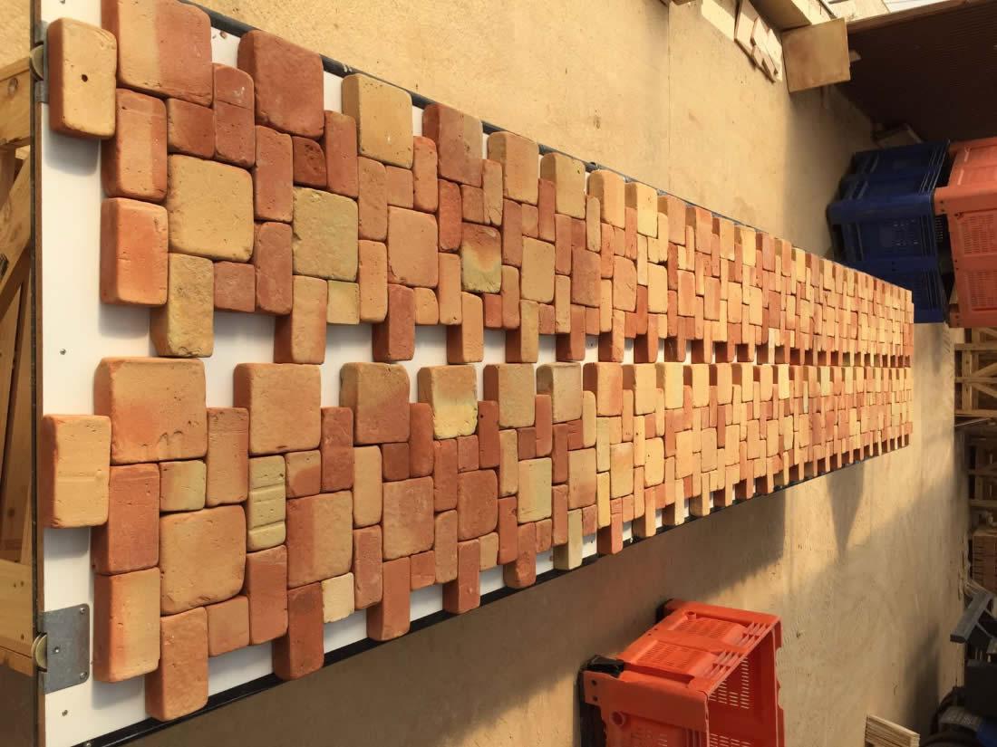 Combinaciones baldosas de terractoca suelos de barro - Baldosas de terracota ...